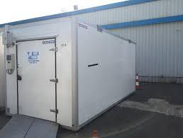 chambre froide negative occasion caisse frigorifique e25cf occasion vente chambres froides mobiles