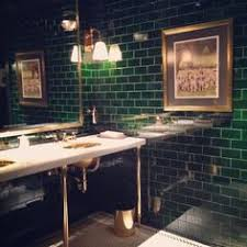 bar bathroom ideas ralph s polo bar debuts in manhattan restaurants