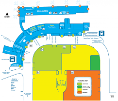 Bus Terminal Floor Plan Design Terminal Hours U0026 Map South Bend International Airport