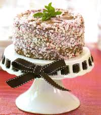 chocolate mint christmas cake recipe