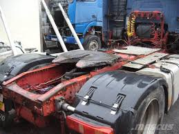 volvo truck parts ireland used volvo fh16 d16c year 2005 for spare parts box trucks year
