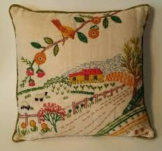 2349 best pillows images on cushions embroidery and