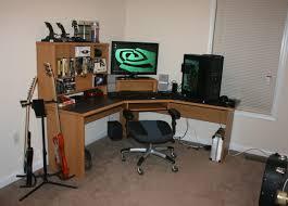 Cool Computer Setups And Gaming Setups by Desk Wonderful Gaming Station Computer Desk Office Workspace