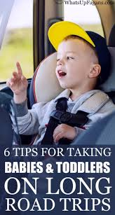 Kentucky traveling with toddlers images 6 tips for taking long road trips with toddlers in tow jpg