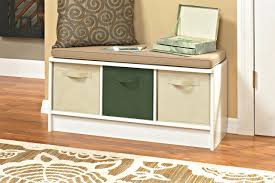 Cushion Top Storage Bench by Cube Storage Bench 3 Cube Storage Bench White 3 Separate With Full