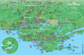 map of ta bay 2017 bay of quinte regional map bay of quinte tourism