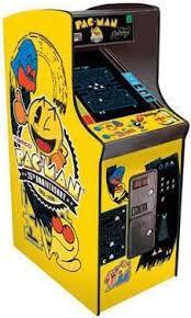 Galaga Arcade Cabinet 25th Anniversary Pac Man Ms Pac Man Galaga Arcade Game