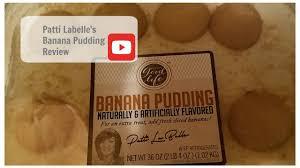 patti labelle u0027s banana pudding review