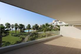 new luxury modern frontline beach apartment horizon estepona
