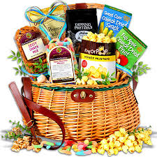 junk food gift baskets deluxe junk food gift basket