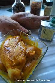comment utiliser le curcuma en poudre en cuisine soupe complète à la patate douce et au curcuma dans la cuisine