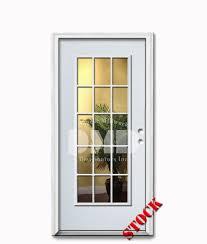 Steel Exterior Doors With Glass Steel Exterior Entry Doors Door And Millwork Distributors Inc