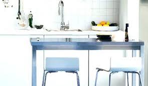 cuisine avec bar pour manger table haute carree ikea table cuisine haute ikea u paul