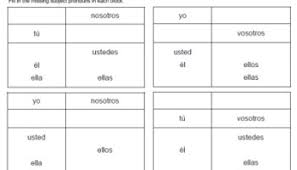 plurals worksheets u2013 printable spanish