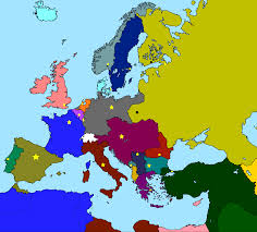 Europe Map And Capitals by Image Ww1 Colored Map With Capitals Png Thefutureofeuropes