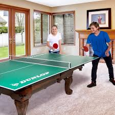 dunlop official size table tennis conversion top walmart com