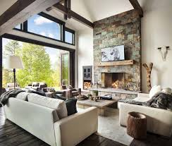 contemporary home interiors stunning rustic contemporary home interiors ideas liltigertoo