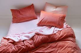 kip u0026 co copper velvet duvet cover queen king collected by