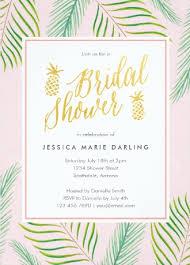 tropical wedding invitations 7 tropical bridal shower invitations let s luau