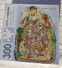 Puzzle Len 300 Puzzle Large Shaped Puzzle Len