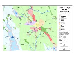 Portland Maine Zoning Map by Sources Of Water Supply Gray Water District