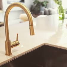 kohler brass kitchen faucets best 25 brass kitchen taps ideas on brass tap black