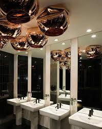 Restaurant Bathroom Design Colors Modern Bathroom Design Of Barbecoa Restaurant By Speirs Major