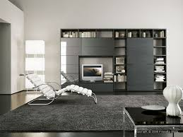 Modern Style Living Room Furniture Winning Minimalist Home Office - Living room modern designs