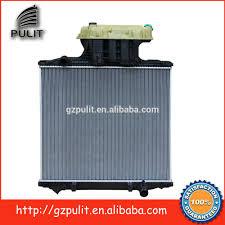 heavy duty truck radiator of man tga and man truck radiator man
