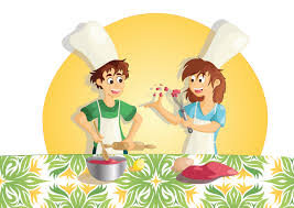recettede cuisine recette de cuisine dinett illustration