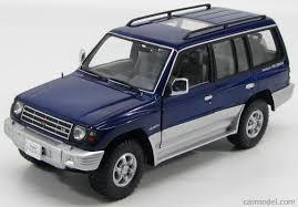 mitsubishi suv 1998 sun star 01223 scale 1 18 mitsubishi pajero long v6 3500 24v