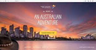 si e social bureau vall tourism australia flexes brand awareness in us traveller market with
