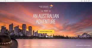 ran d ordinateur bureau en gros tourism australia flexes brand awareness in us traveller market with