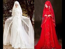 islamic wedding dresses the most beautiful wedding dresses in the world 2017 islamic