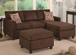 Chocolate Sectional Sofa Sofa Sectional Sofas With Ottoman Amusing Sectional Sofas With