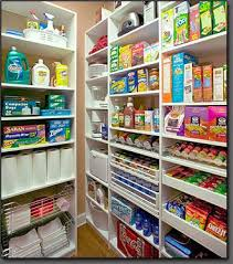 Kitchen Pantry Shelving by 76 Best Pantry Organization Ideas Images On Pinterest Kitchen