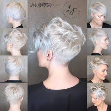 womens short hairstyles for fine hairstyle trendy