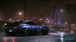 nissan fairlady 2017 need for speed payback unveils nissan fairlady 240zg car for the game