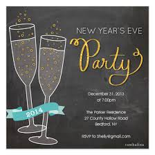 new year invitation card chagne party invitations new year invite chagne party