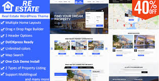 reestate real estate with mls idx listing realtor theme by jthemes