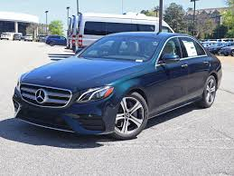 green mercedes benz new 2017 mercedes benz e class e 300 sport sedan in atlanta