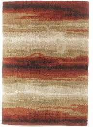 Black And Red Area Rugs by Area Rug Red With Combination Red White Green Brown Black And