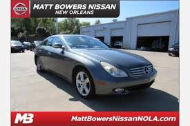 mercedes metairie used mercedes cls class for sale in metairie la edmunds