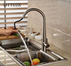 61 63 buy here mttuzk free shipping pull out kitchen faucet