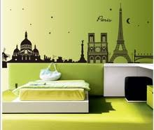Paris Home Decor Accessories Popular Wallpaper Eiffel Tower Paris Buy Cheap Wallpaper Eiffel