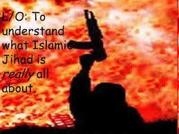 l o to understand what islamic jihad is really all about ppt