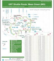 Bus Route Map These New Unt Bus Route Maps Are An Unreadable Inaccurate Mess