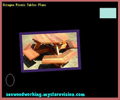 Free Large Octagon Picnic Table Plans by Large Octagon Picnic Table Plans Free 215701 Woodworking Plans