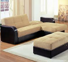 furniture amusing furniture decorated l shaped sleeper sofa for