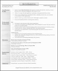 Sales Resume Bullet Points This Is How The Experts Use Sample Of Sales Resume Appropriately
